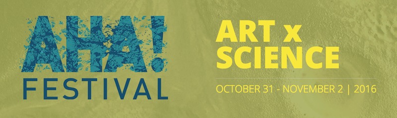 aha festival Art and Science sweden goteborg